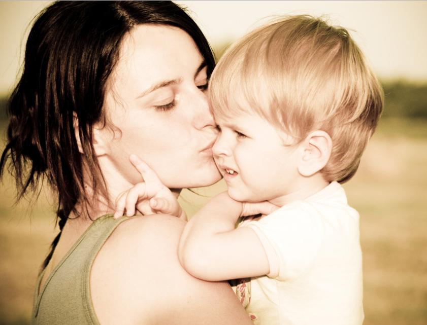 Любить ребенка с РАС