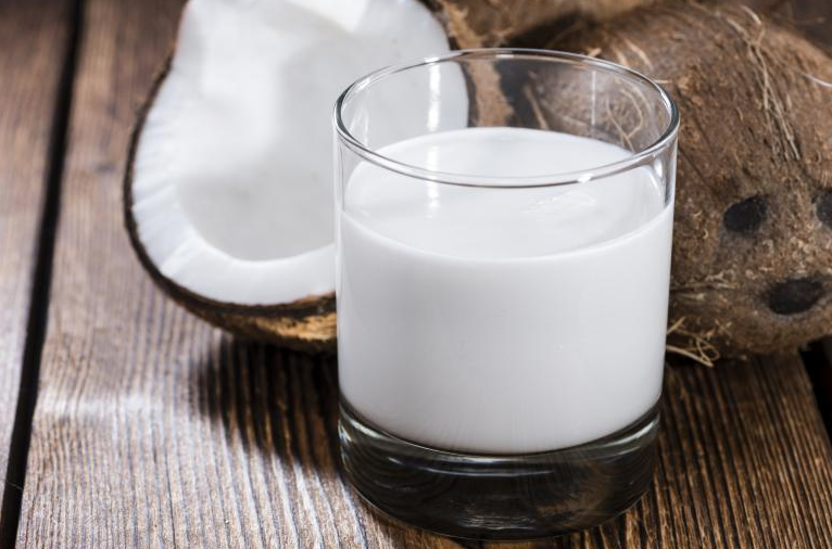 Молоко без казеина кокосовое