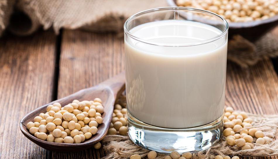 Соевое молоко без казеина