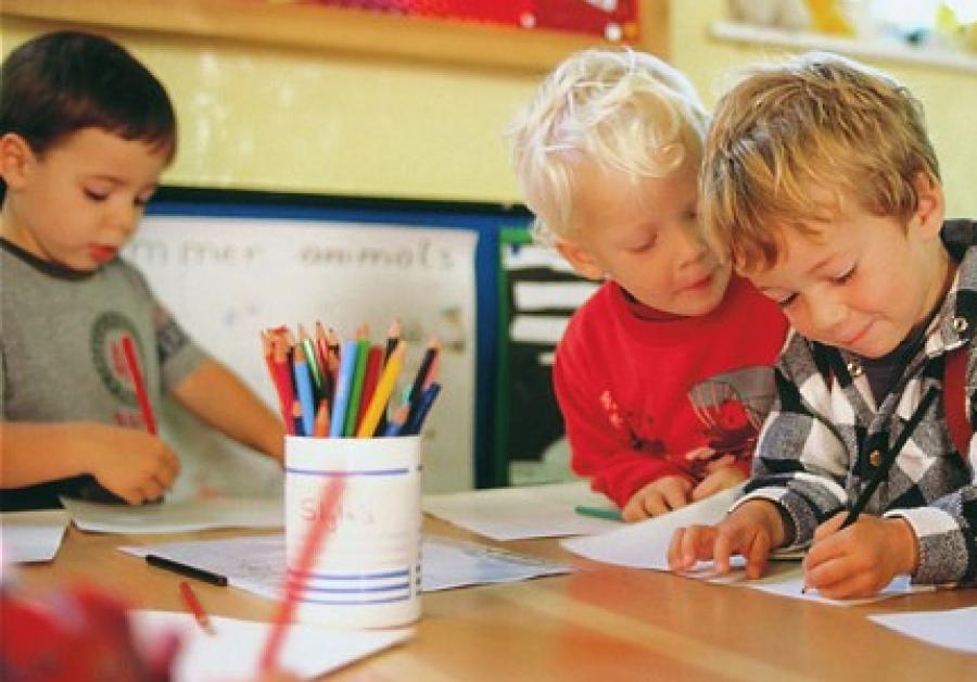 Как организована инклюзия в детских садах