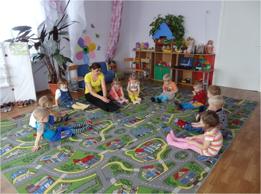 об инклюзивном детском саду в РФ