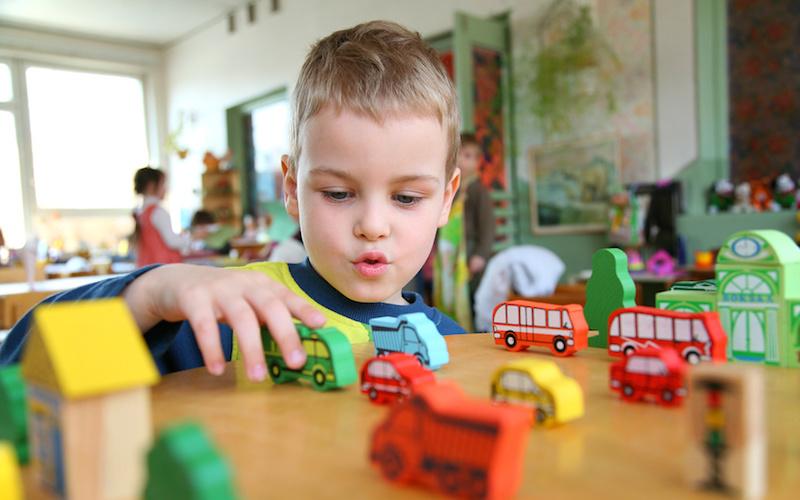 Разные игры для детей аутистов