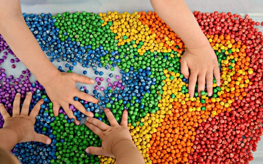 Какие бывают игры для детей аутистов