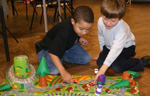 Развивающие игры для детей аутистов