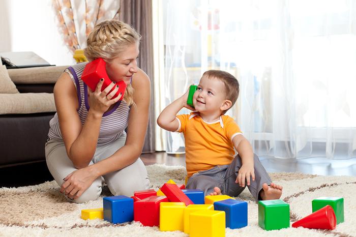 Список игр для детей аутистов