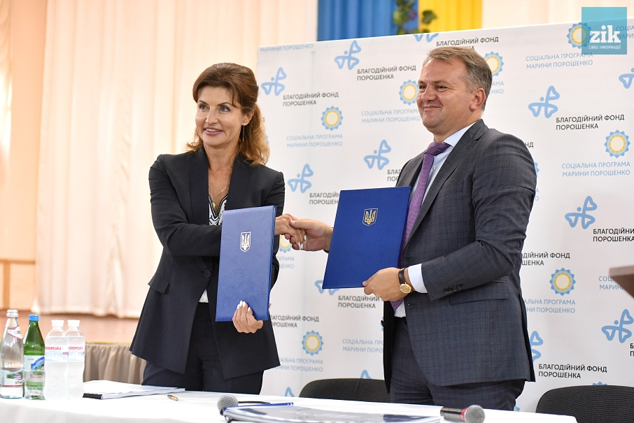 об инклюзивном образовании в Украине