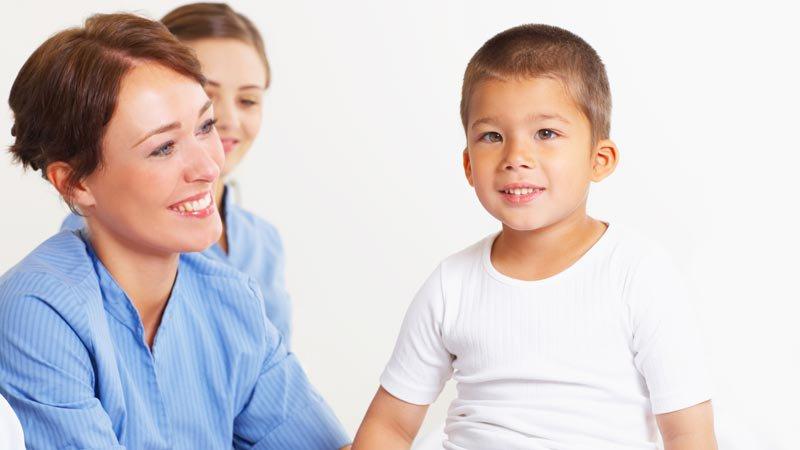 Лечение аутизма у ребенка в Германии