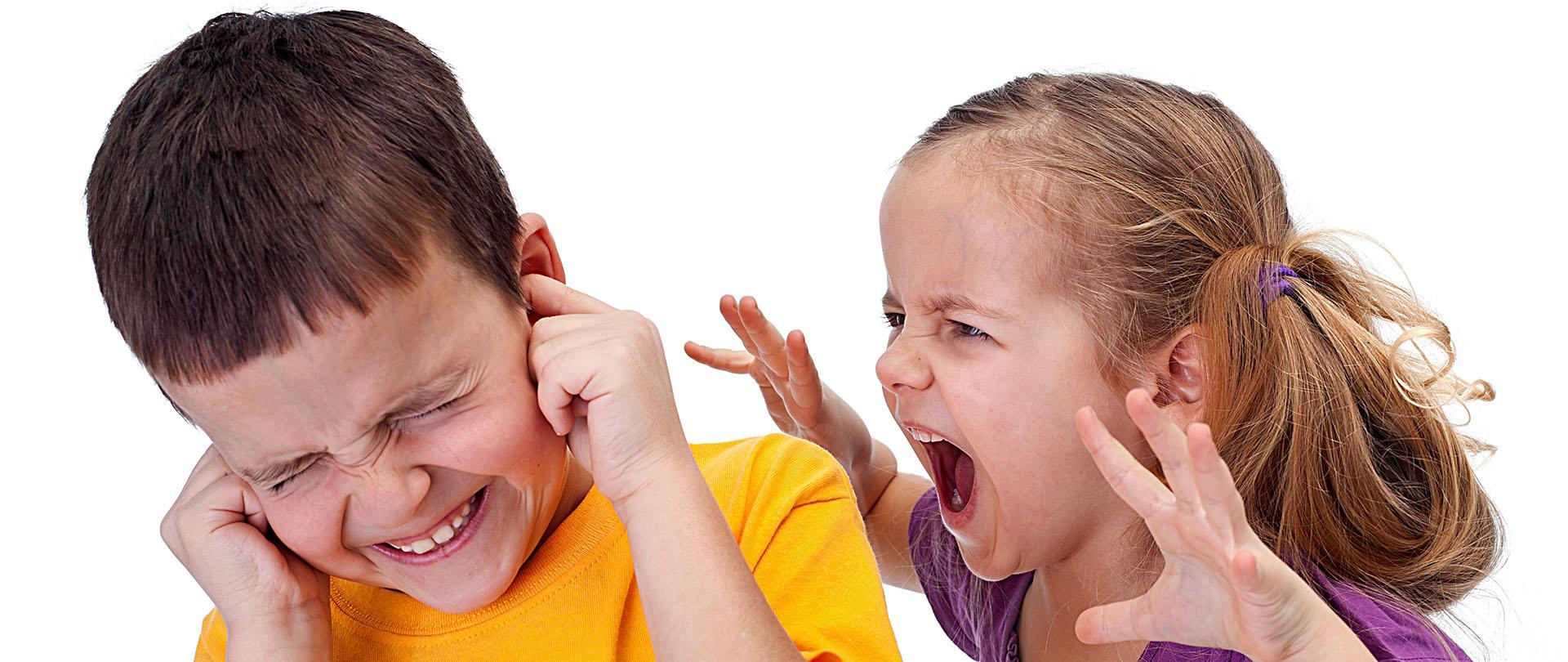 Агрессия при аутизме