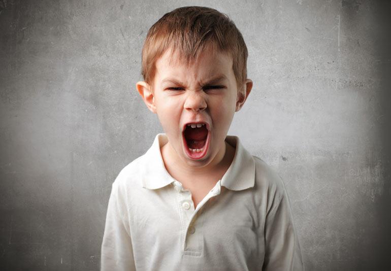 Агрессия у аутистов- как себя вести