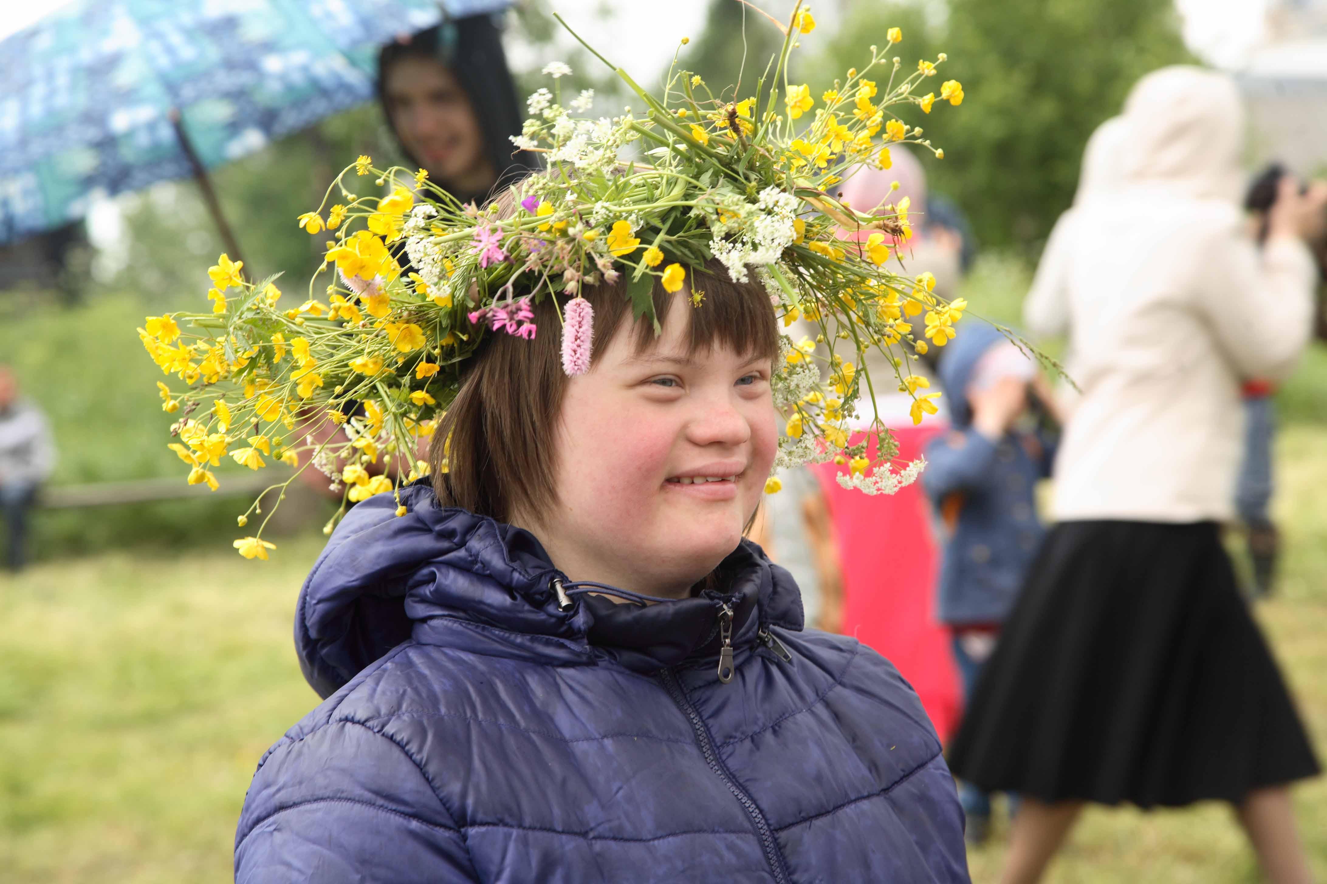Синдром Дауна и аутизм дети