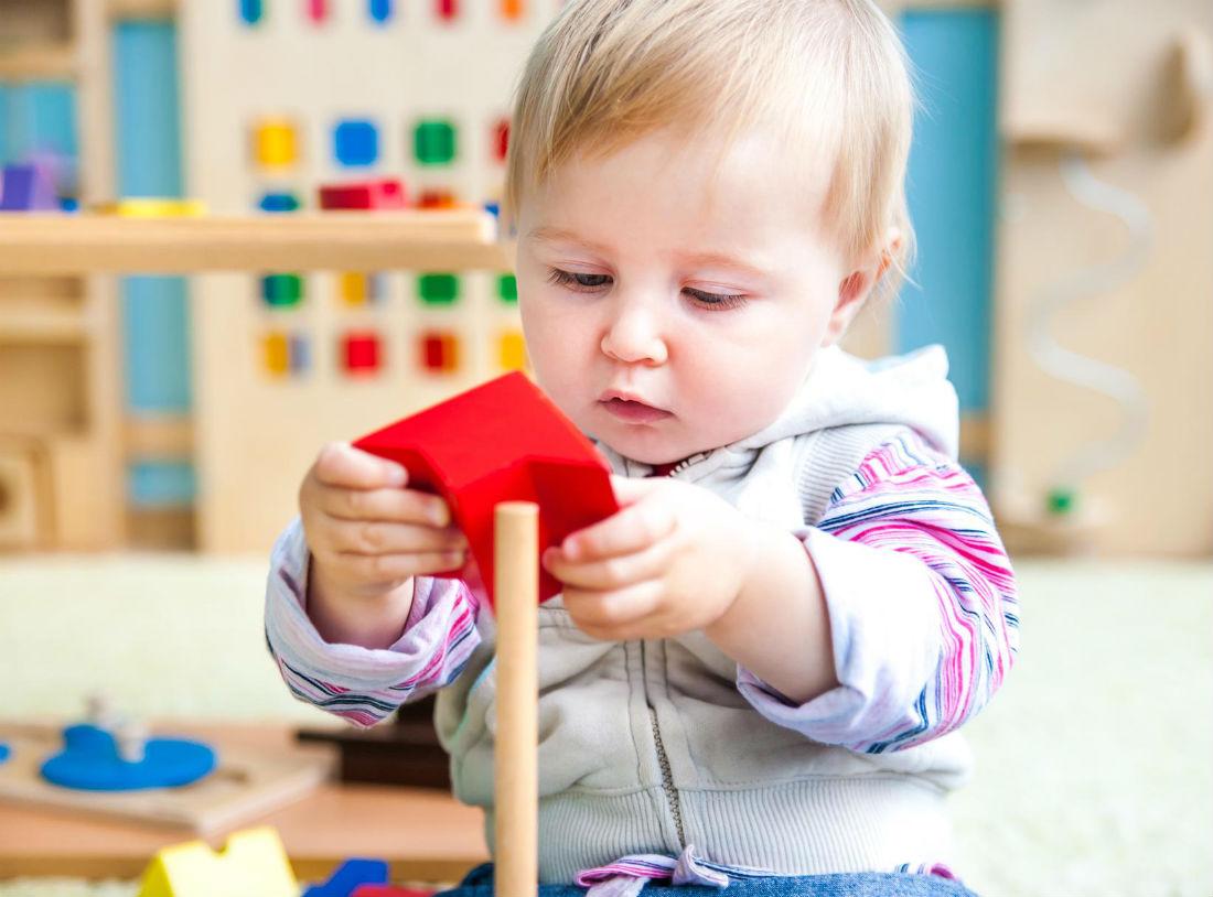 Дети с расстройством аутистического спектра