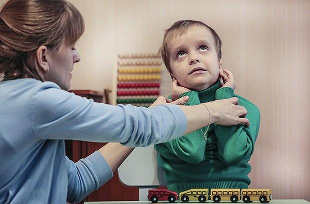 Няни для аутистов