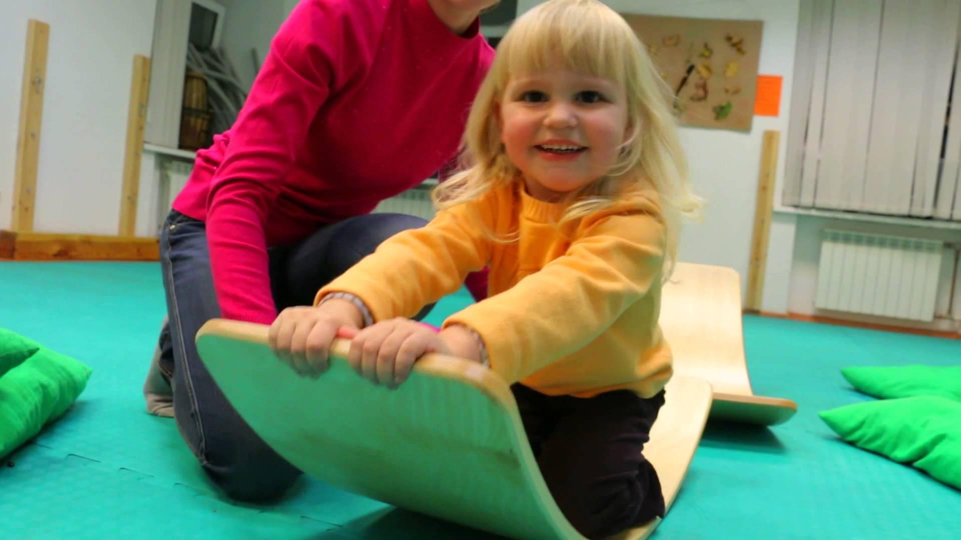 Няни для деток аутистов вывод