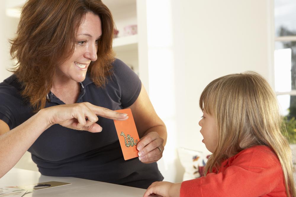 Развитие речи у детей с аутизмом