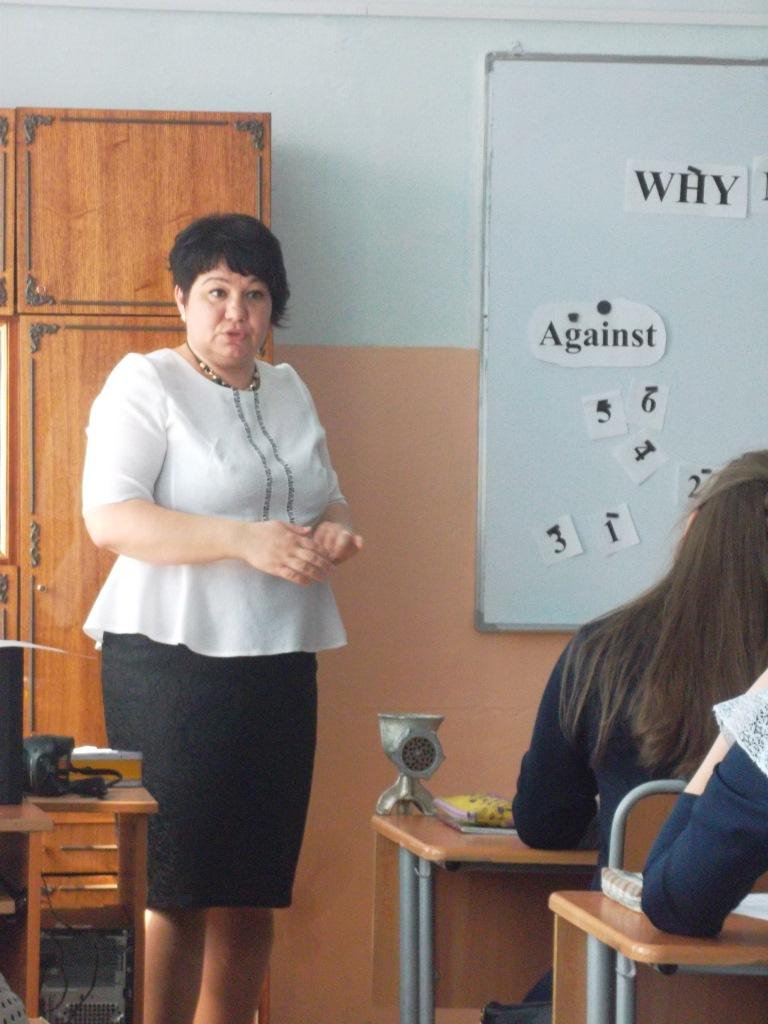 Обучение английского проходит с наглядными примерами