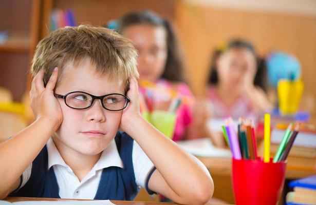 Невнимательность в школе на уроках фото