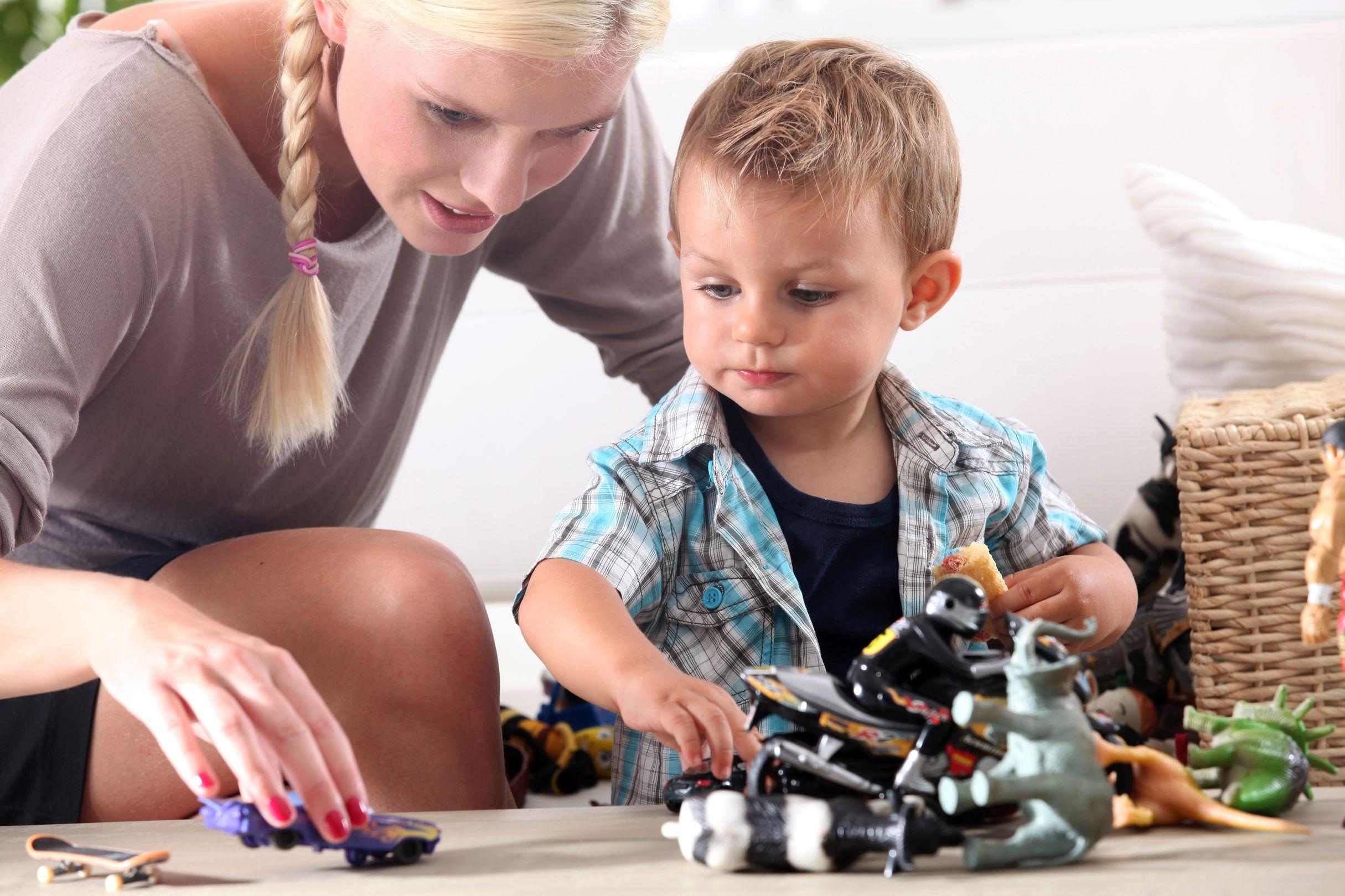 Как общаться с ребенком с СДВГ фото