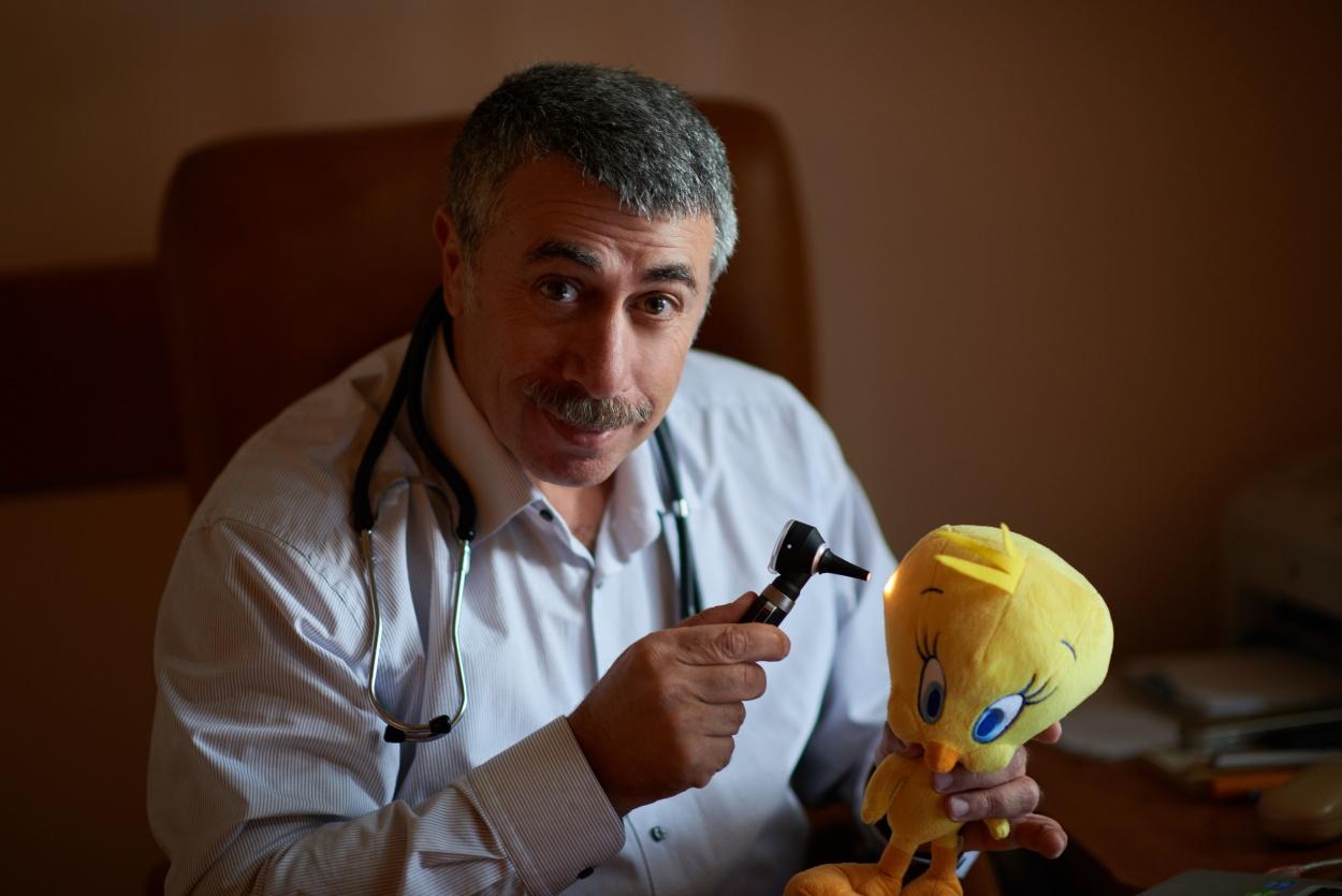 Доктор Комаровский - обзор дефицит внимания