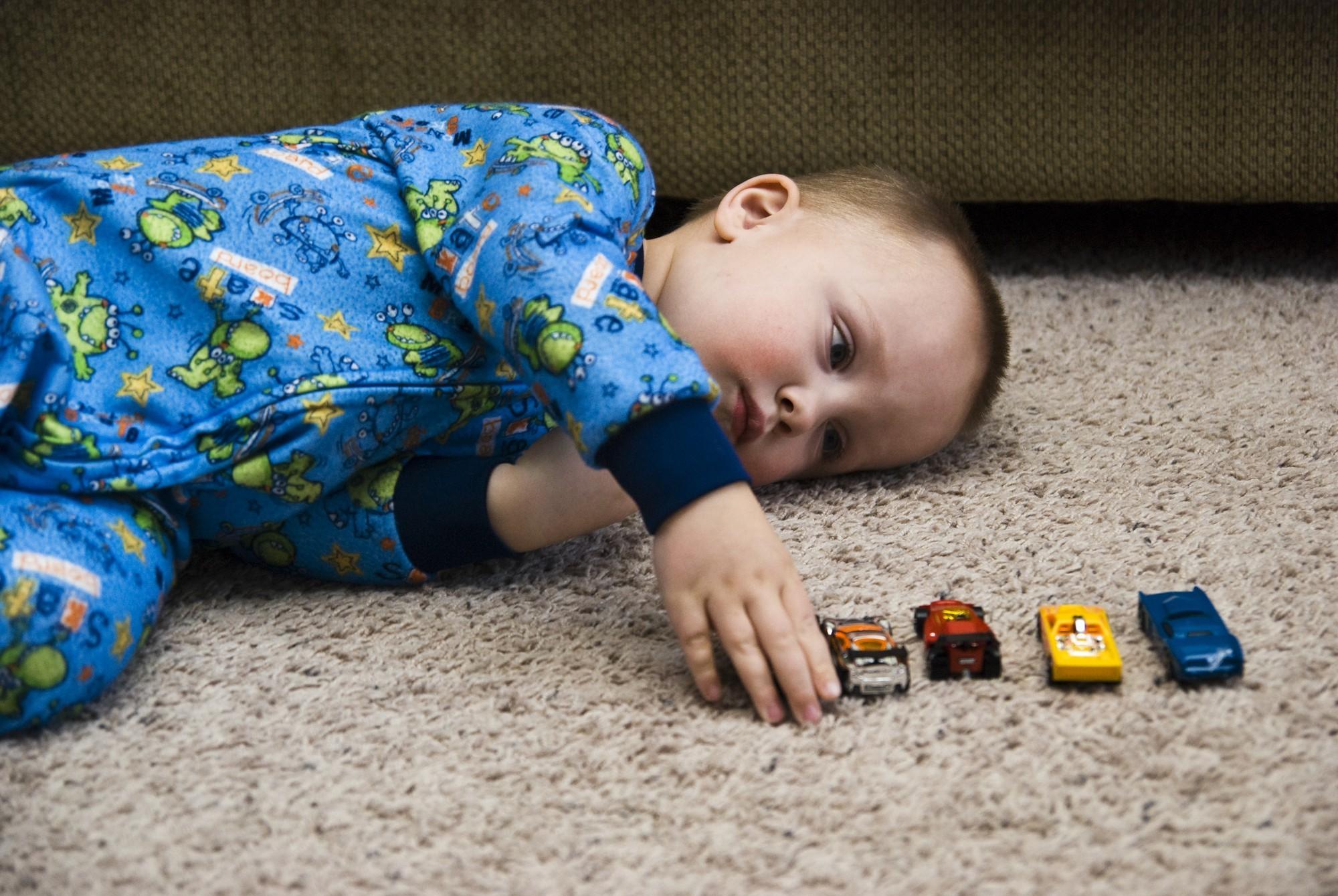 Нарушенный сон при аутизме - при этом усталость и раздражение