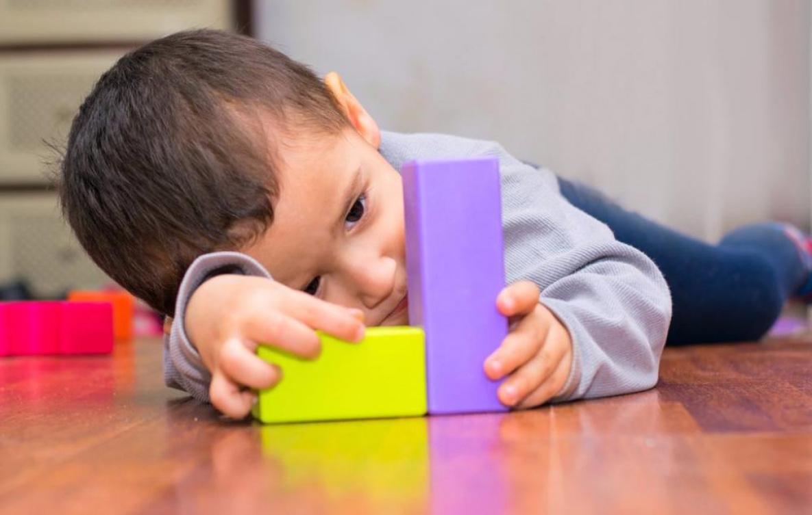 Пространственно-временные представления у детей с ЗПР