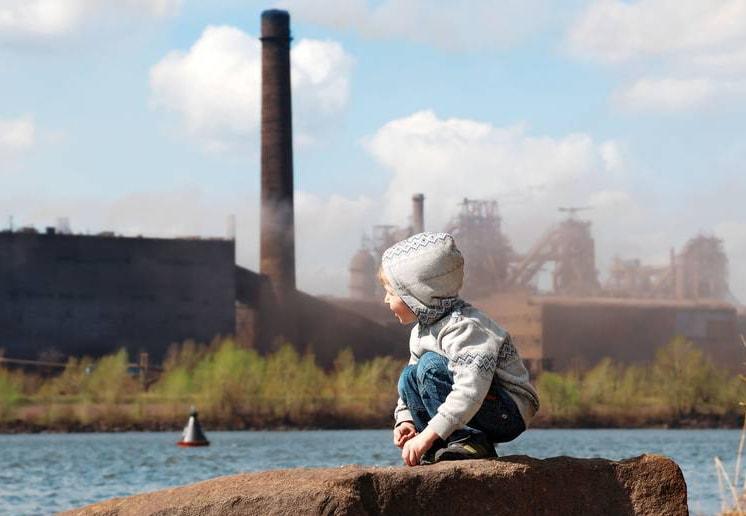 загрязнения и аутизм